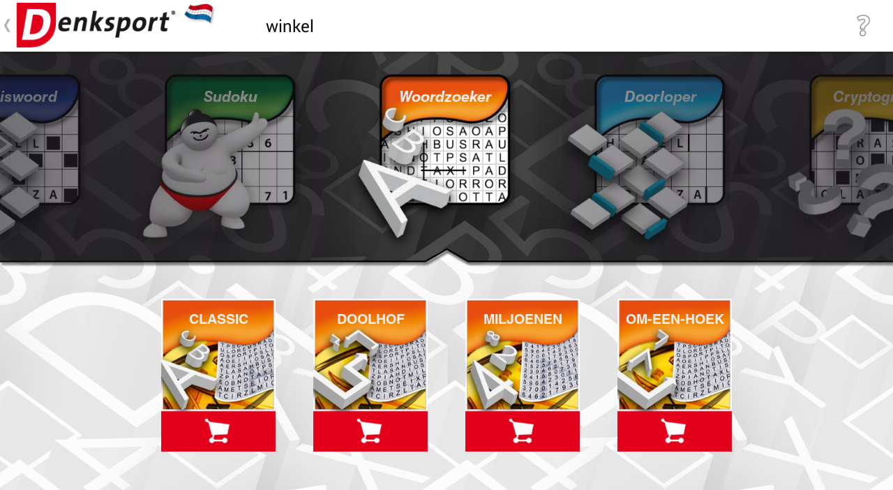 Denksport NL.