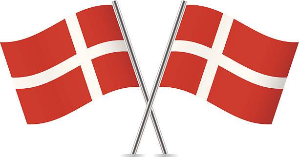 Best Denmark Flag Illustrations, Royalty.