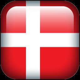 Denmark Icon.