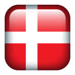 Denmark, flags, flag Icon Free of Flag Borderless Icons.