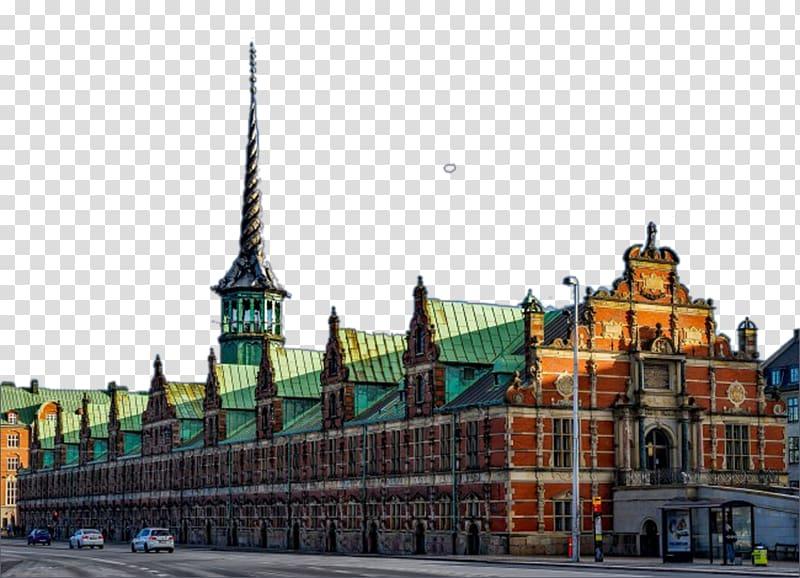 The Copenhagen Post Sweden Danes Denmark, Russia Building.