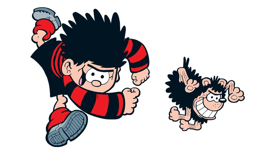 20 Questions with Dennis the Menace.