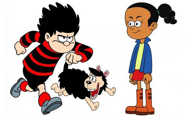 New female sidekick for Dennis the Menace.