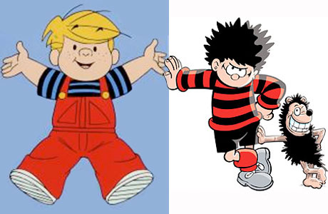 The Curious Tale of Dennis The Menace.