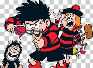 10 Dennis the Menace PNG cliparts for free download.