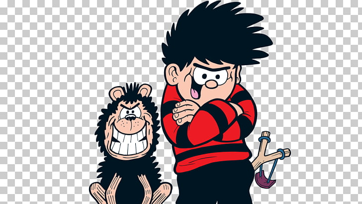 YouTube Dennis the Menace and Gnasher The Beano Comics.