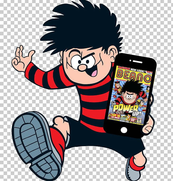 The Beano Dennis The Menace And Gnasher The Numskulls Comics.