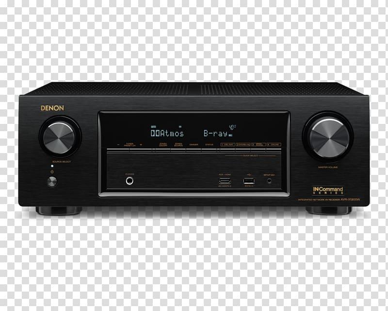 AV receiver Denon AVR.