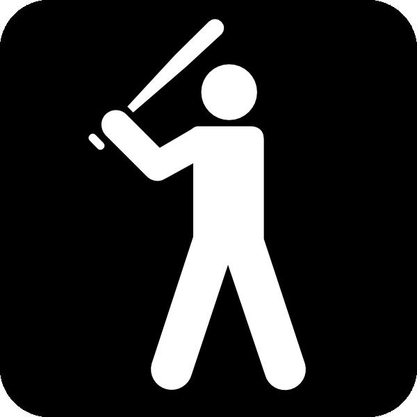 Baseball Field Clip Art.