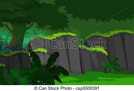 Dense forest Stock Illustrations. 322 Dense forest clip art images.