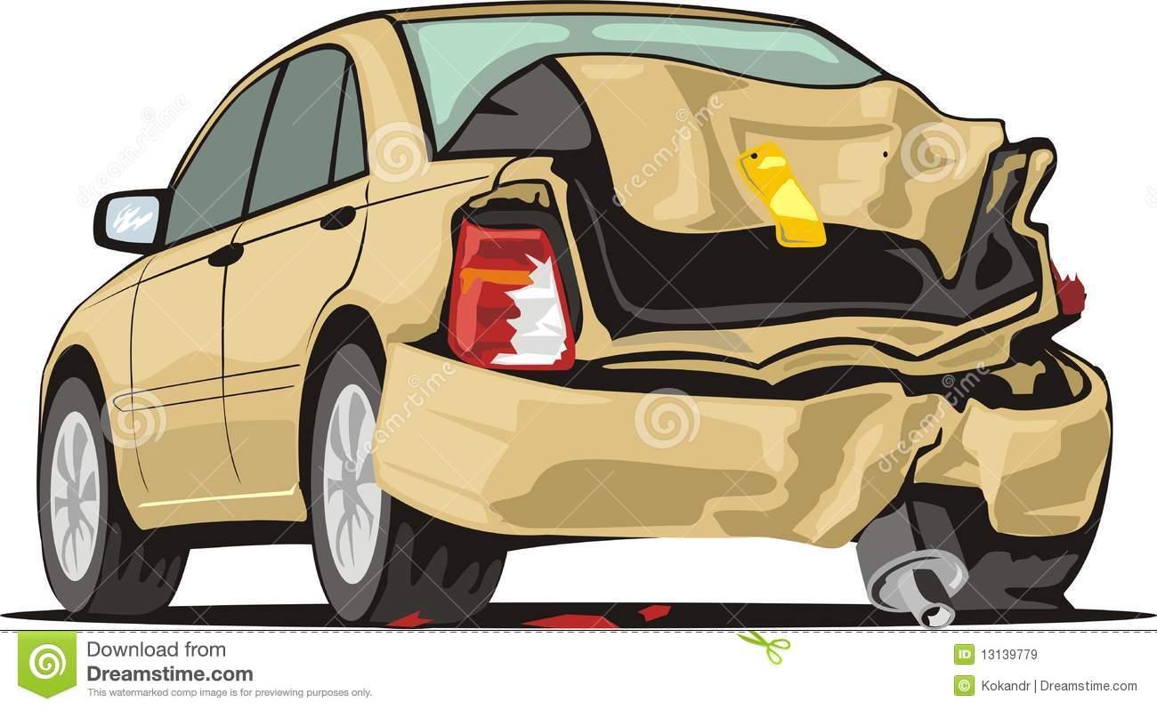 Car Accident Happy