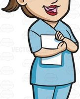 Dental assistant clipart 5 » Clipart Station.