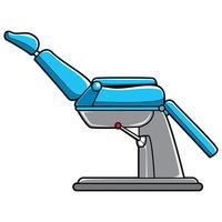 Dentist Chair Clipart.