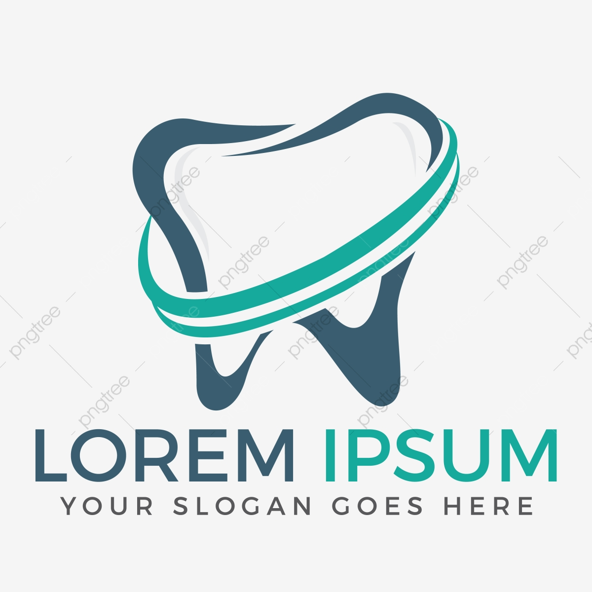 Tooth Vector Logo Template For Dentistry Or Dental Clinic And Health.