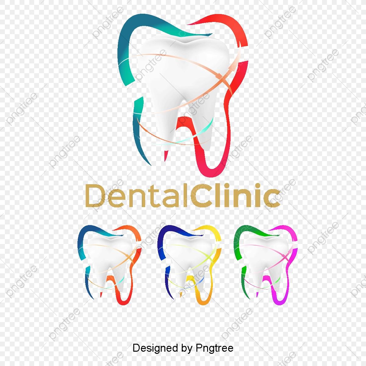 Dental Clinic Logo, Health Care, Dental Health, Dentist PNG.