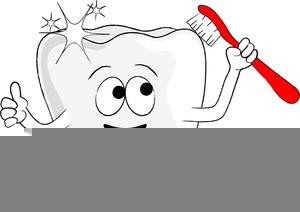 Childrens Dental Clipart.