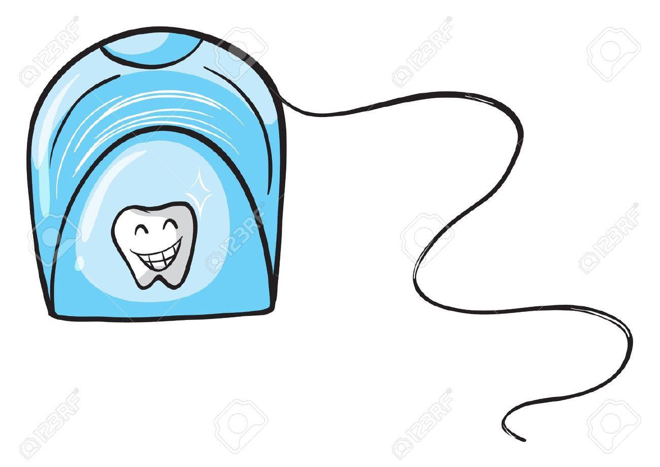 Dental floss clipart 5 » Clipart Station.