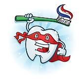 Dental Hygiene Clip Art.