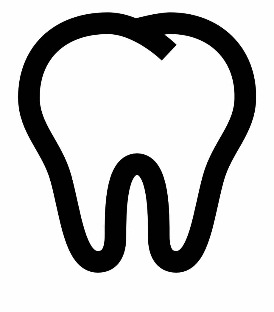 Free Icons Png Tooth Icon Transparent Background.