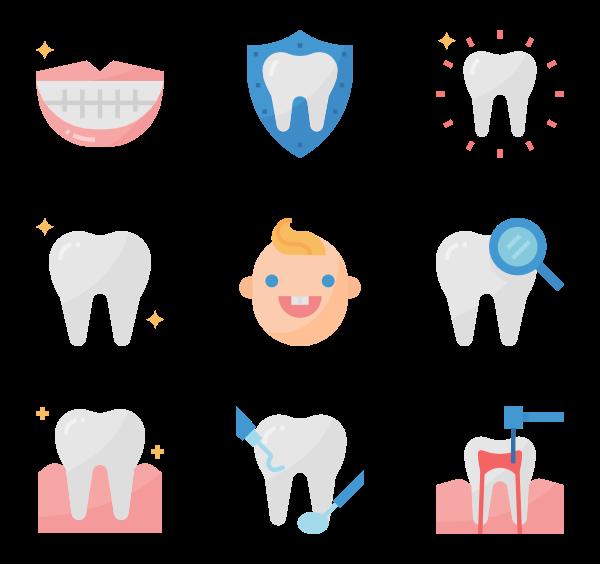 136 dentist icon packs.