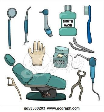 Dental instruments clipart 7 » Clipart Portal.