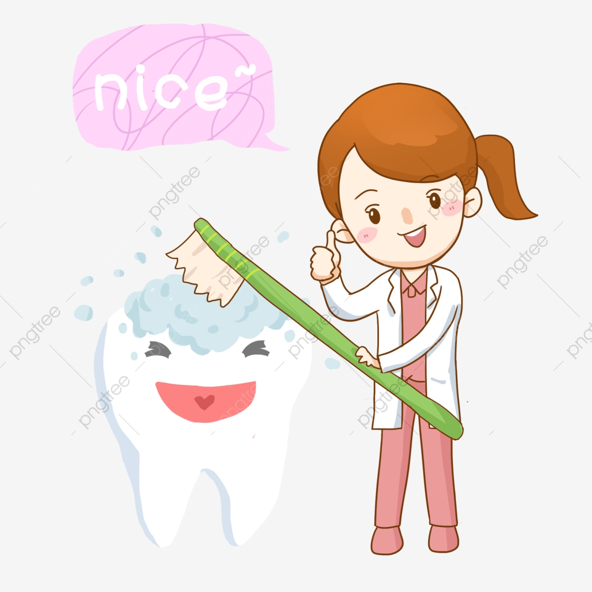 National Love Day Healthy Teeth Dental Care Brushing Teeth, Love The.