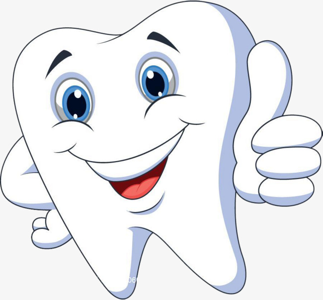 Dental Smile Clipart.