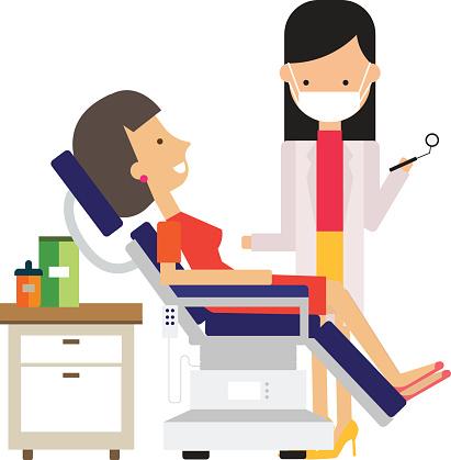 Dental Technician Clipart