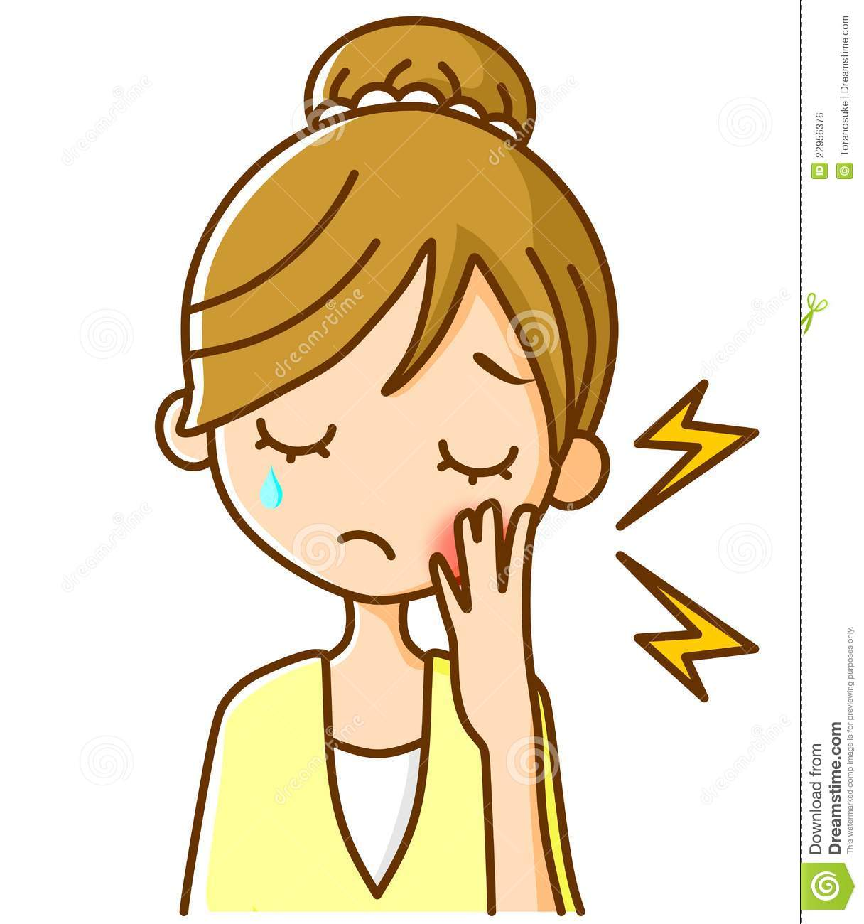 Gallery For > Toothache Clipart.
