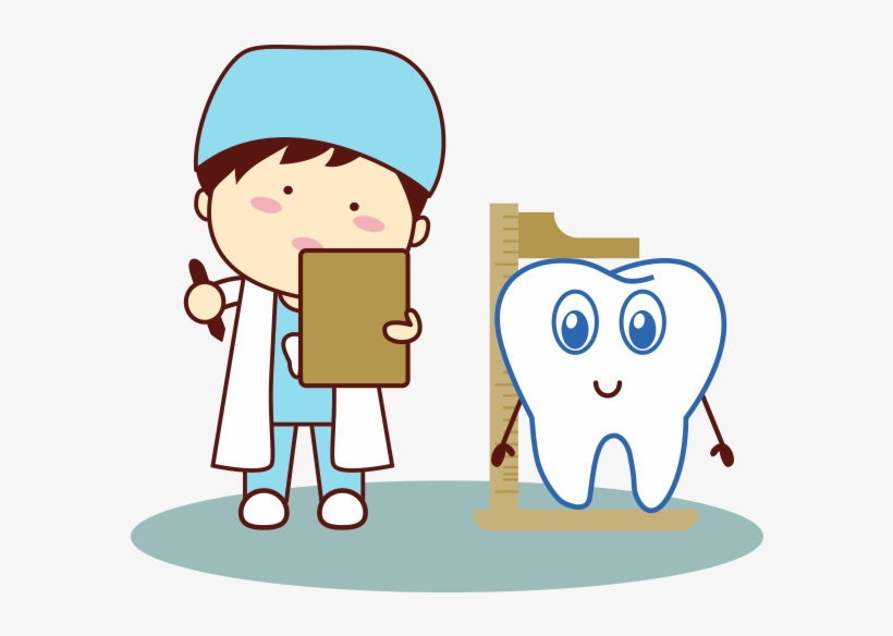 Kids Transparent Dentist Clip Art Free.