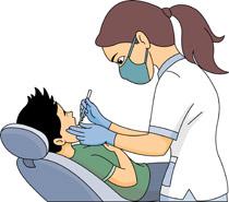 Dentist clipart.