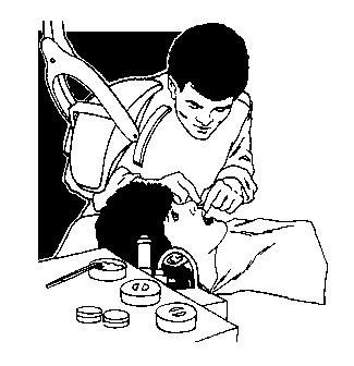 Dentist clipart black and white 5 » Clipart Portal.