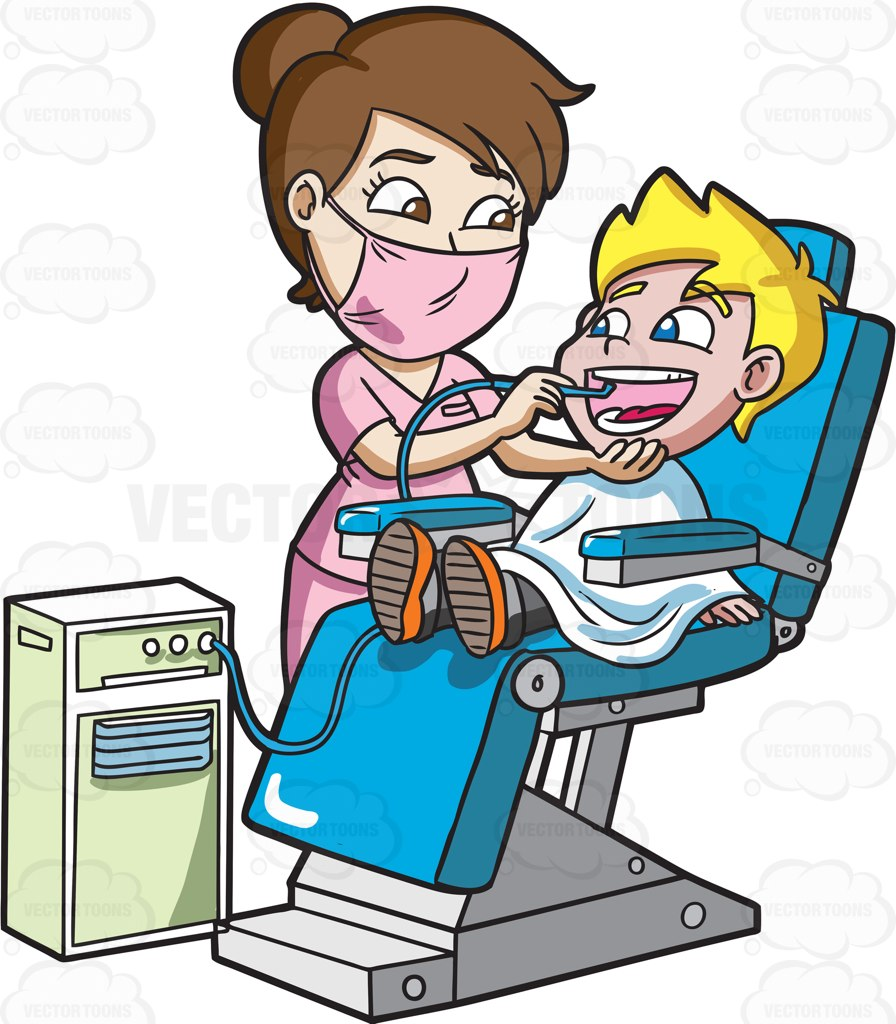 1209 Dentist free clipart.
