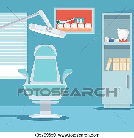 Dental office Clipart.