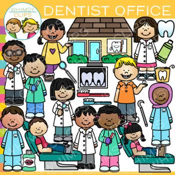 Dentist Office Clip Art { Kids Dentist Clip Art }.
