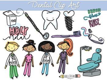 Dental Office Clip Art.