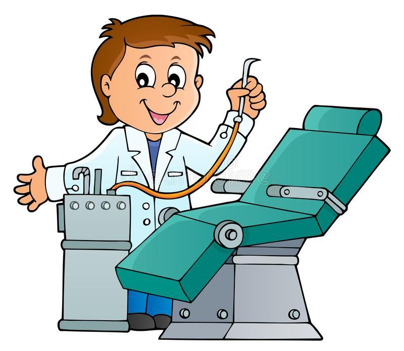 Dentist Stock Illustrations.