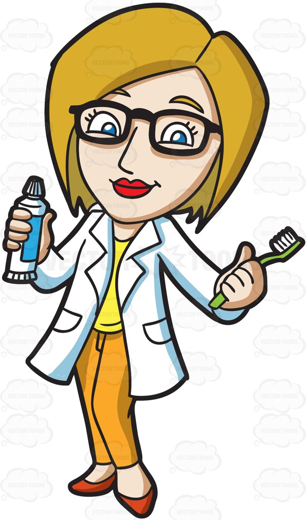 Girl Dentist Clipart & Free Clip Art Images #9263.