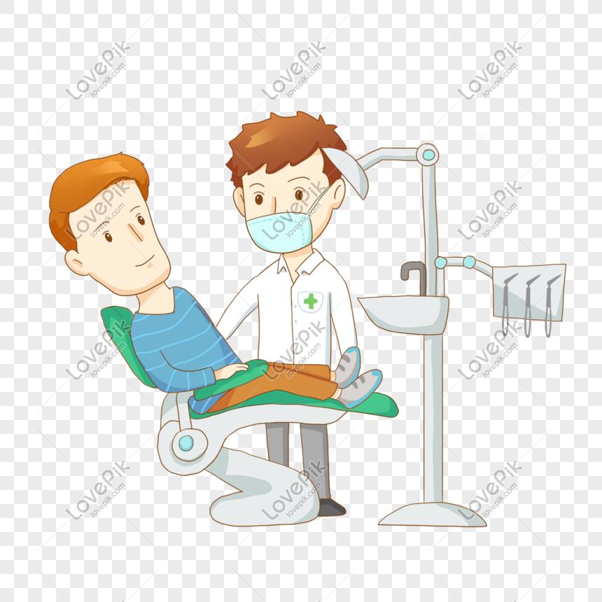 dentista de amor nacional y material png libre de pacientes Imagen.