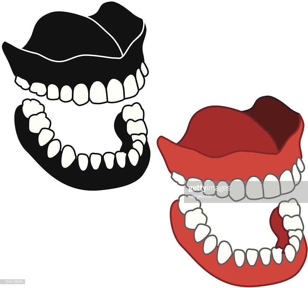 60 Top Dentures Stock Illustrations, Clip art, Cartoons, & Icons.