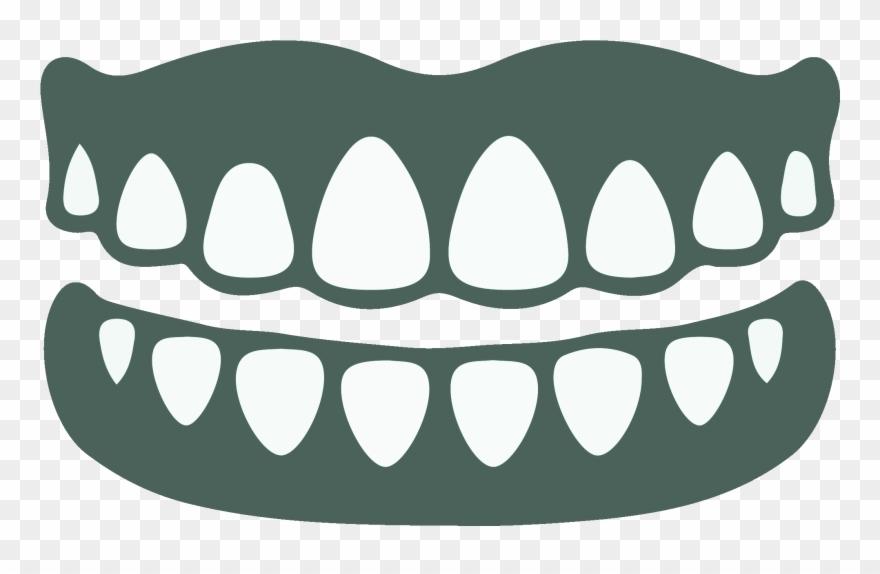 Dental Clipart Dentures.