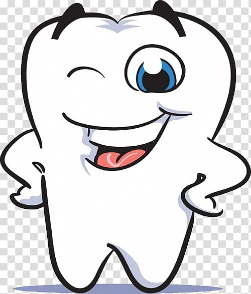 Tooth Dentistry Dentures, dentist cartoon transparent background PNG.