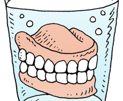 Dentures clipart » Clipart Station.