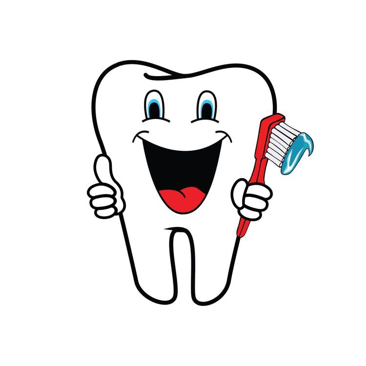 Darmowe zdjęcie z kategorii clipart ząb, dentysta, grafika.