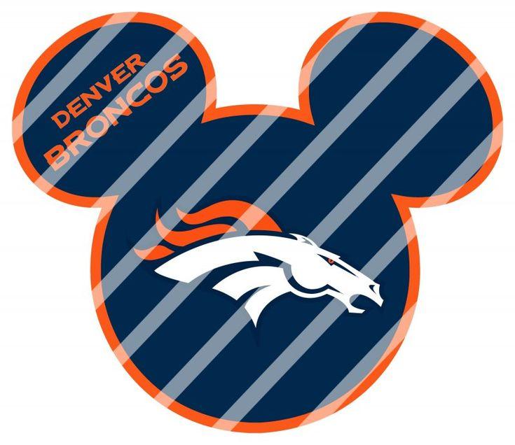 Denver Broncos Logo Clipart at GetDrawings.com.