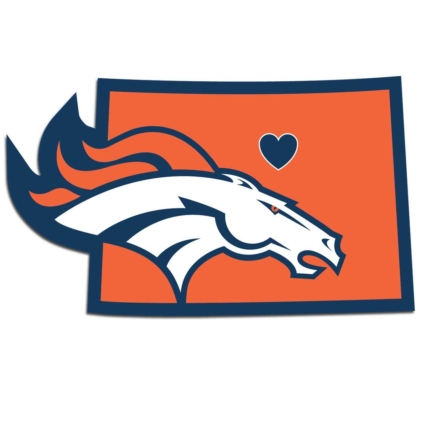Denver Broncos Clipart Its A New.