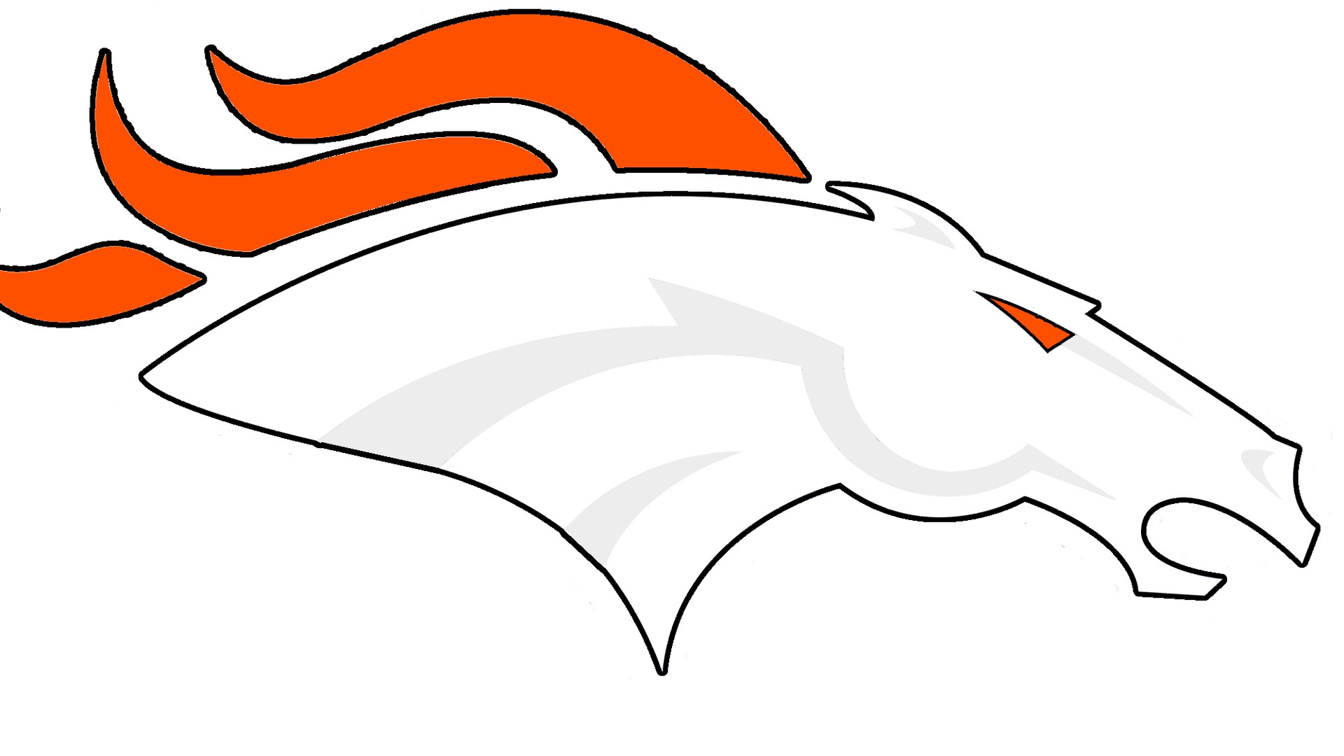 Denver Broncos Clipart at GetDrawings.com.