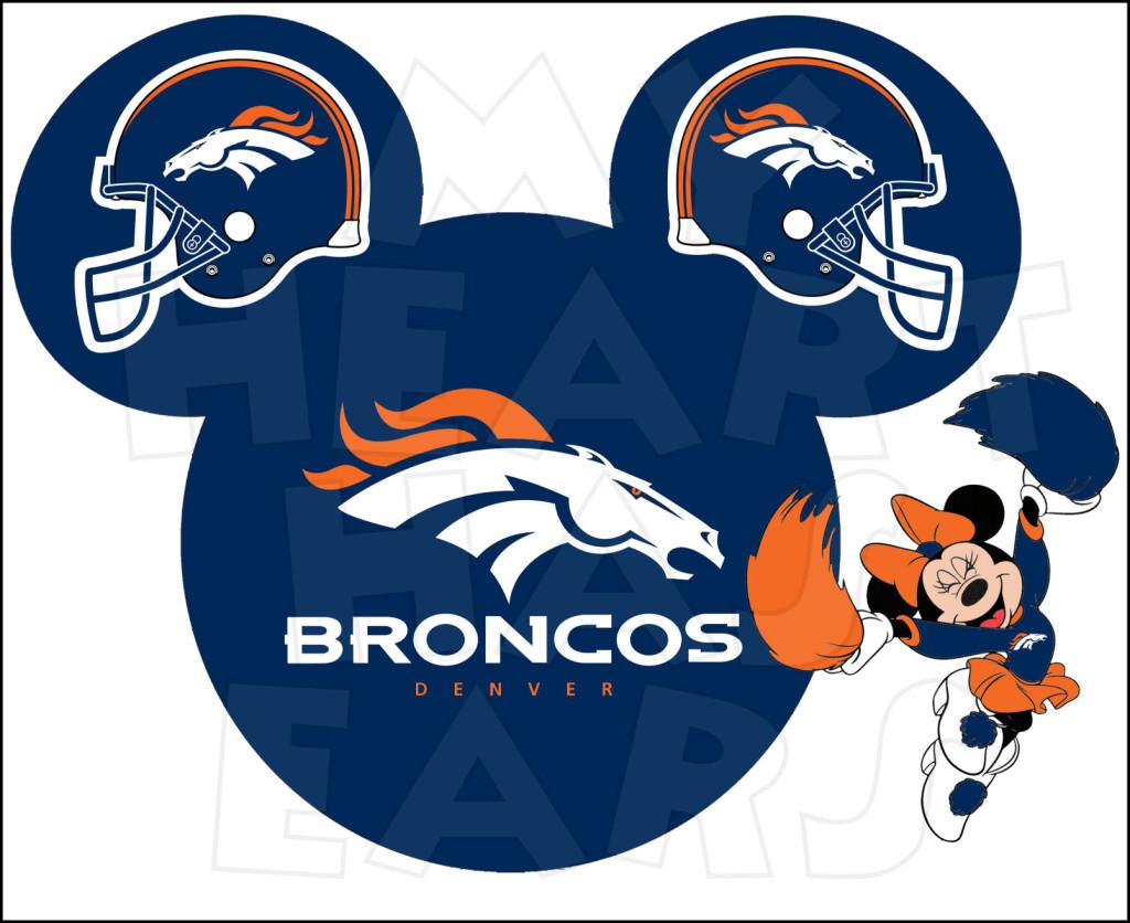 44+ Denver Broncos Clipart.