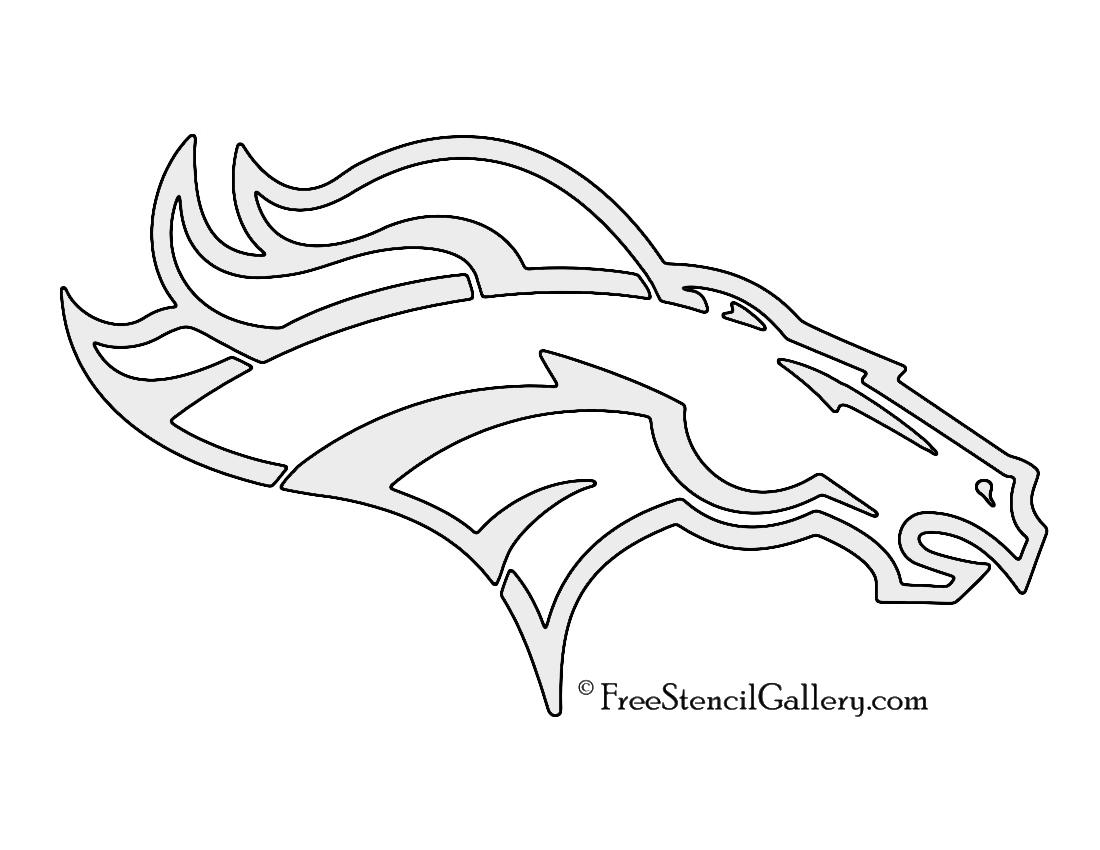 Denver Broncos Clipart broncos helmet 9.