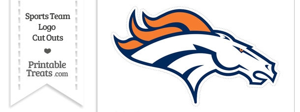 Denver broncos clipart PNG and cliparts for Free Download.